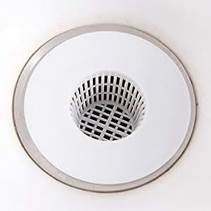 Amazon Com Washbasin Drain Protector Filter Bathroom Hair