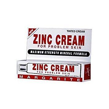 Margarite Zinc Cream - 1 oz (Pack of 2)