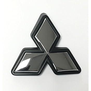 Genuine Mitsubishi Emblem Badge Triple Diamond Lancer Front 2008-2017 7415A603