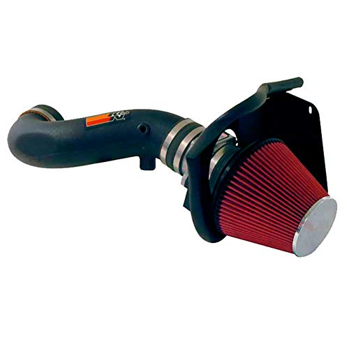 K&N 57-3045 FIPK Performance Air Intake System ()