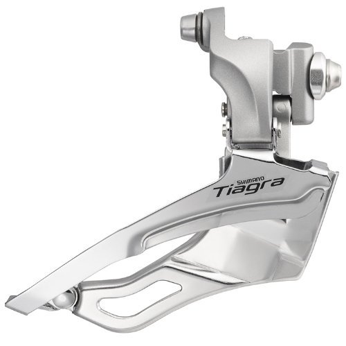 Shimano FD-4603 Tiagra Front Derailleur (Braze-On 3x10 Speed) 150122