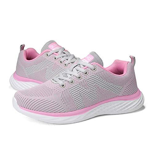 Chaussures Sneakers Electri Trail Rose Dames Running Course Étudiants Multisports Femmes Entraînement Pour Casual Fitness De Mesh Outdoor Baskets Respirants 2 Sport Randonnée rr45fq0