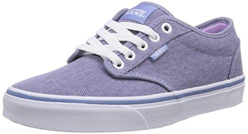 Sneakers Fqy Damen Blau Washed Vans Twill ATWOOD EFqHnO