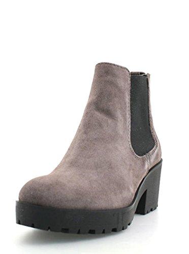 Tamaris Damen Schuhe Stiefel Stiefelette Boots 1-25489-25 braun khaki (36)