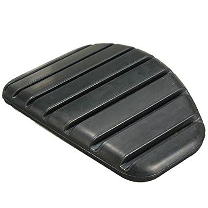 Alamor Pedal De Embrague De Freno De Caucho Negro Para Renault Megane Laguna Clio Kangoo