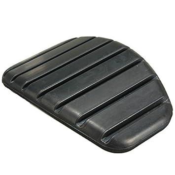 Alamor Pedal De Embrague De Freno De Caucho Negro Para Renault Megane Laguna Clio Kangoo: Amazon.es: Hogar