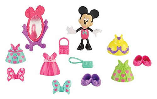 Fisher-Price Disney Minnie, Mouse Ball Gala Playset -