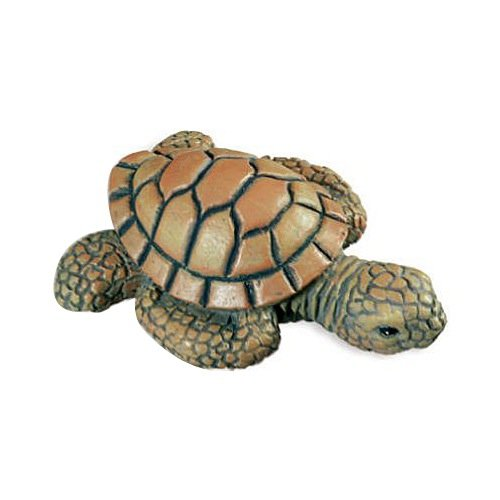 Siro Designs SD67-118 Turtle Knob, 2.2-Inch, Brown