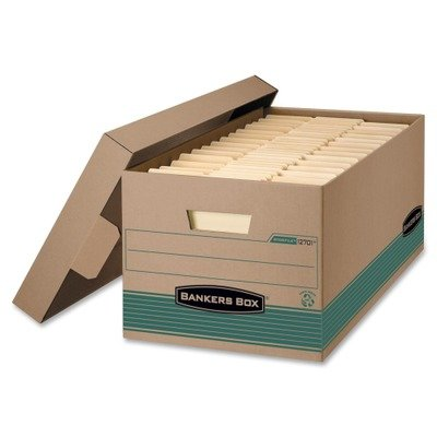 FEL -  Recycled Stor/File - Letter - TAA Compliant - BANKERS BOX 1270101