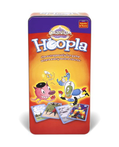 Cranium174; Hoopla Tin (Quick Game Tin Pick)