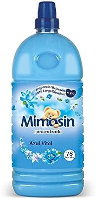 Mimosin Concentrado Suavizante Azul Vital - 78 Lavados: Amazon.es ...