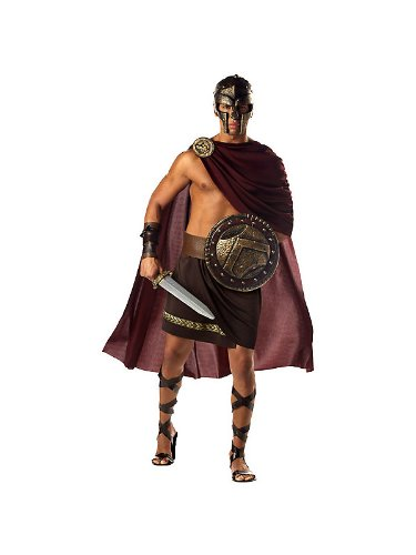 Spartan Warrior Costume - Medium - Chest Size (Spartacus Costume)