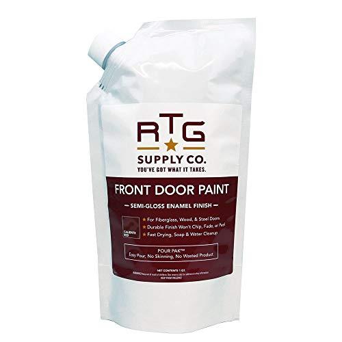 RTG Front Door Paint (Quart, Caliente Red) ()