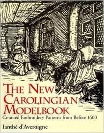 The New Carolingian Modelbook: Counted Embroidery Patterns from Before 1600