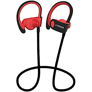 Amazon.com: Fisher Bluetooth Headphones, Wireless Over The