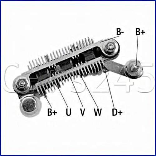 Magneti Marelli 940038261010 Rectifier, alternator: