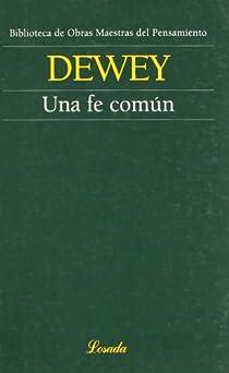 Una Fe Comun -Dewey- par Dewey
