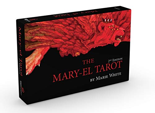 The Mary-El Tarot, 2nd Edition Paperback – May 28, 2019