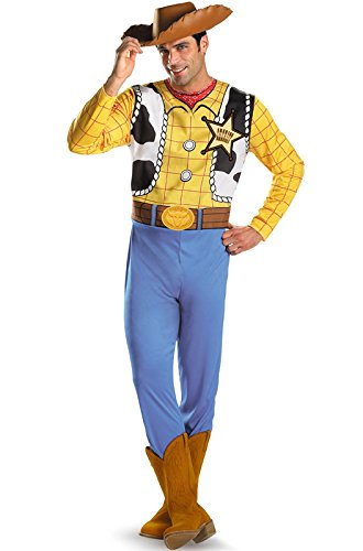 Woody Adult Costume - -