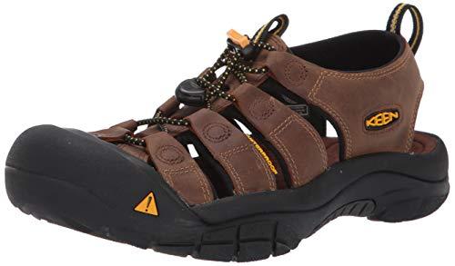KEEN Men's Newport Sandal,Bison,9 M US (Keen 9 Mens)