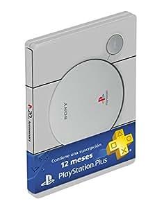 Sony - PlayStation Plus 365 Días, Steelbook Edition (PS4)
