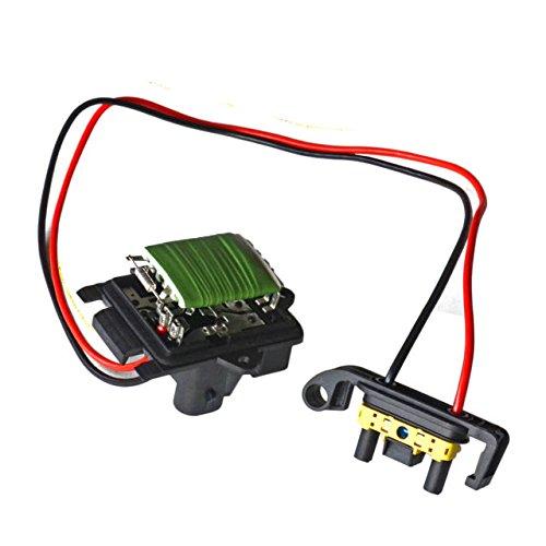 U-ESSENTIALS Heater Blower Fan Resistor Matching 93161217: