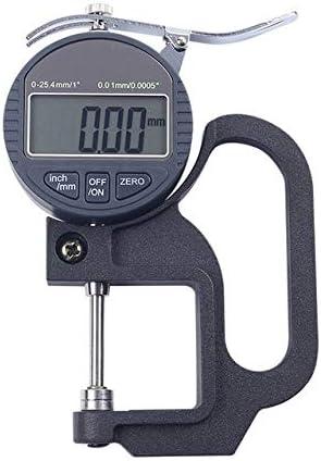N / A Test Equipment Digital Thickness Gauges, 0-25mm Range Digital Display Percentage,for Paint Coating/Car Film