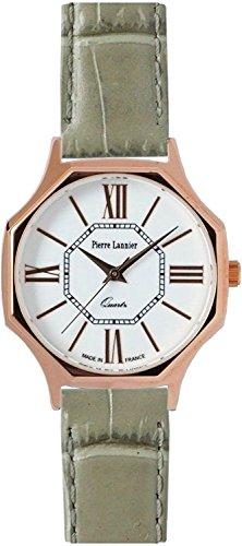 PIERRE LANNIER watch octagonal watch Gran model P470A900 C30 Ladies