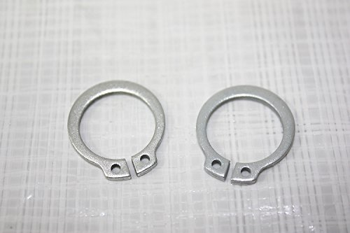 (UFP by Dexter Retaining Clips/Rings #32262)