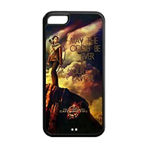Customize Hunger Games Apple Case Suitable for iphone5C JN5C-1449