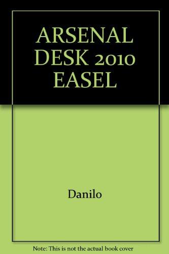 Official Arsenal FC 2010 Desk Easel Calendar