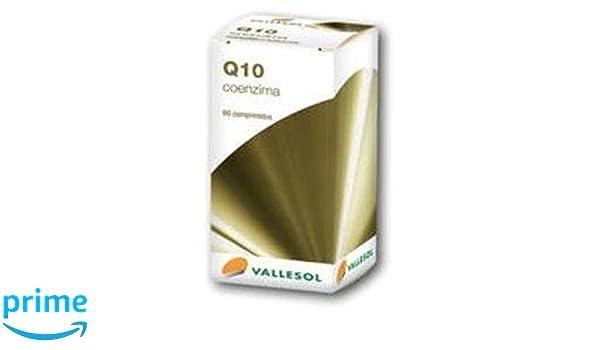 VALLESOL COENZIMA Q10 60 COMPRIMIDOS: Amazon.es: Salud y cuidado personal