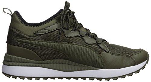 PUMA Men's Pacer Next Mid SB Sneaker Olive Night-olive Night sale lowest price yWVQK6R9
