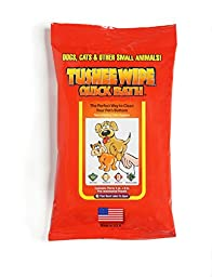 Tushee Wipes for Both Cat & Dogs 30 ct