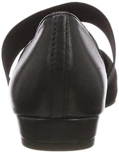 24229 32 1 black Comb 098 1 Mocassins 98 Noir Femme Tamaris xSw4qUCC
