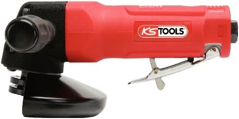 18.000 Giri//min Size KS Tools 515.5420 515.5420-Smerigliatrice angolare ad Aria compressa Colore: