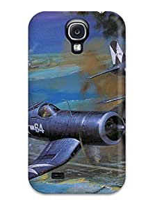 DeDeynH6184AQGxf Case Cover Protector For Galaxy S4 Aircraft Case