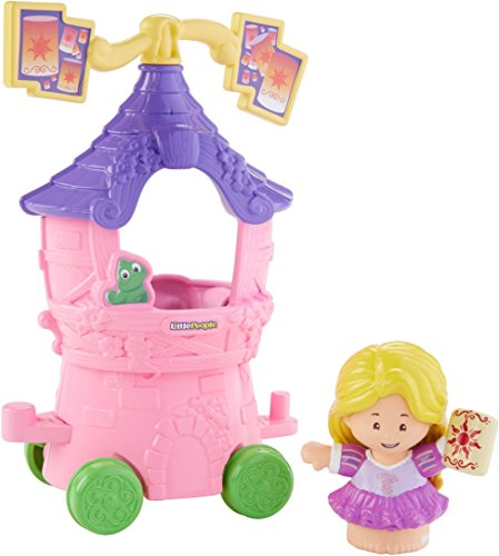 (Fisher-Price Little People Disney Princess, Parade Rapunzel & Pascal's Float)