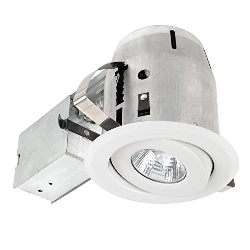 Globe Electric Downlight Spotlight Push N Click