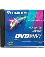 Fuji DVD-RW Fuji 4.7GB Recordable DVD-RW Disc