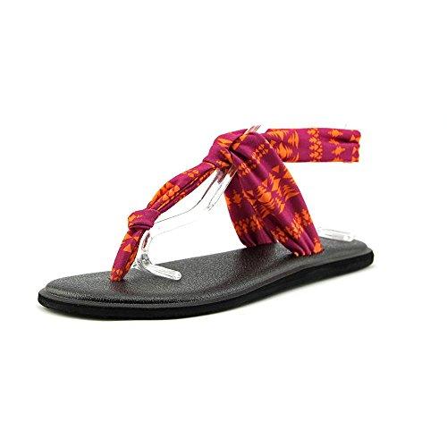 sports shoes 1832e 5add5 Sanuk Womens Yoga Sling Ella Prints Sandal Footwear B075YFDSRZ Parent  Parent Parent 43216c