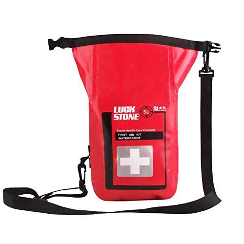 (Meiyiu Waterproof First Aid Kit Bag Emergency Pack for Travel Camping Kayaking Canoe Dry Bag )