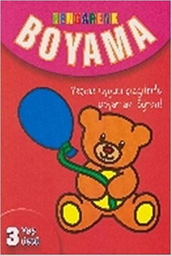 Rengarenk Boyama 3 Yas Ustu Kolektif 9786051008646 Amazoncom