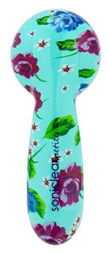 Michael Todd Beauty Soniclear Petite – Facial Cleansing Brush System – 3-Speed Sonic Powered Exfoliating Face Brush