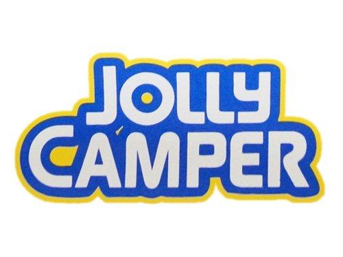 (Jolly Camper - Sticker/Decal)