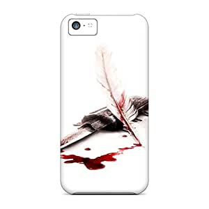 Protective Hard Cell-phone Case For Iphone 5c (zrK4310phXS) Unique Design Nice Assassins Creed Pictures