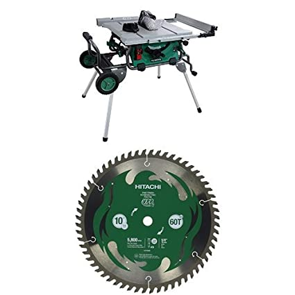 Hitachi c10rj table saw with 10 60t fine finish vpr saw blade hitachi c10rj table saw with 10 60t fine finish vpr saw blade greentooth Gallery