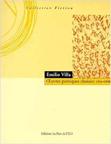 Livres gratuits Oeuvres poétiques choisies: 1934-1958 pdf, epub