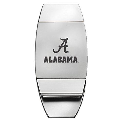 University of Alabama - Two-Toned Money Clip