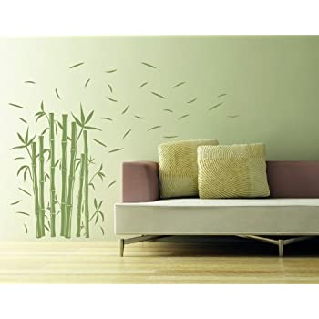Bamboo Wall Decal By Style U0026 Apply   Wall Sticker, Vinyl Wall Art, Home